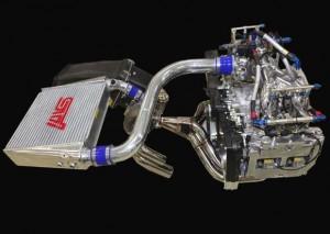 '16 STI prototype