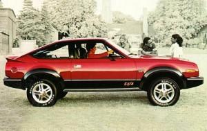 AMC Eagle SX:4