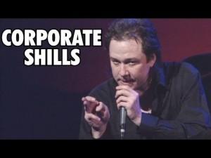 corporate shills