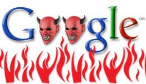 google evil pic