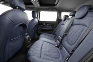 '16 Clubman back seat