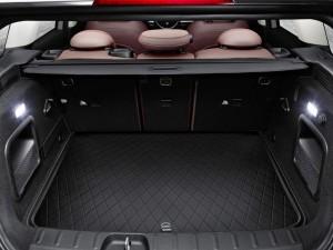 '16 Clubman trunk