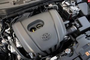 '16 iA engine
