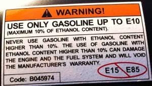 ethanol label 2