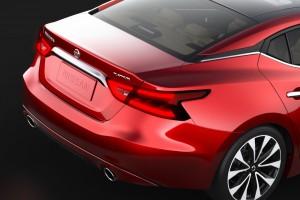 '16 Maxima rear detail