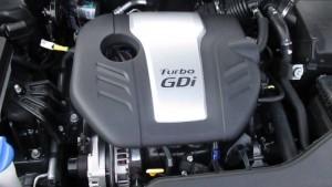 '16 Sonata 1.6 engine