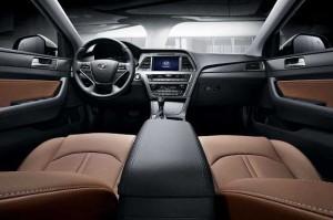 '16 Sonata front seats