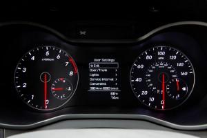 '16 Veloster gauges