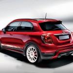 '17 Fiat 500 Abarth lead