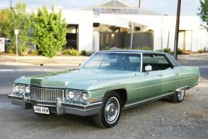 '73 Cadillac