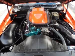 '76 TA engine