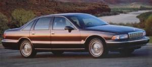 '96 Caprice