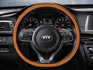 '16 Optima heated wheel