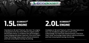 '17 Escape engine ad