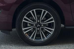 '17 Mirage wheel detail