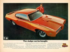 Judge ad