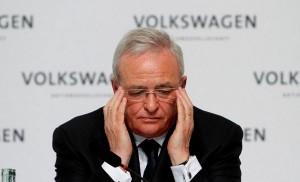 VW CEO