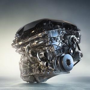 '16 340i engine detail