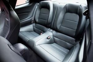 '16 Mustang back seats 2