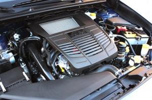 2016 Subaru WRX Engine Photo