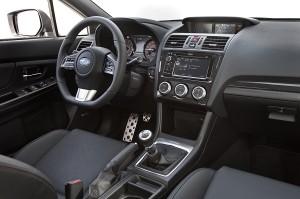 '16 WRX interior 1