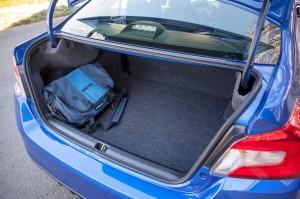 '16 WRX trunk