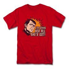 Mr. Scott T shirt