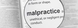 malpractice image