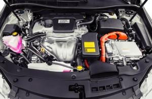 '16 Camry engine