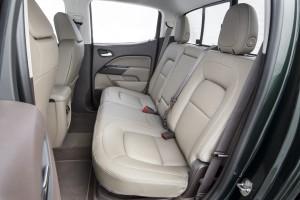 '16 Canyon back seats