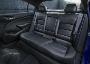 '16 Cruze back seat