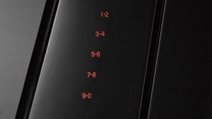 '16 Focus keypad