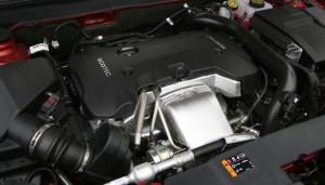 '16 Malibu 2.0 engine