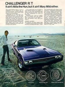 1971 Dodge ad