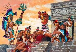 aztec ritual