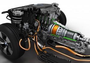 '16 330e detail of engine