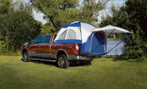 '16 Titan XD tent