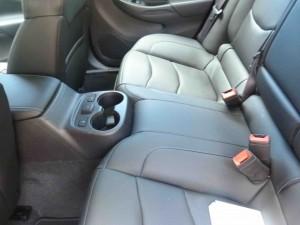 '17 Volt rear seat
