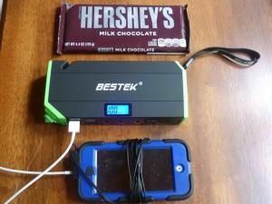 Bestek:candy bar
