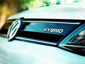 '16 Jetta hybrid detail