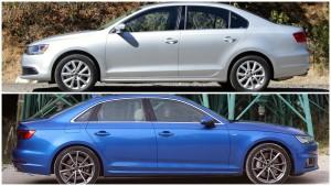 '16 Jetta v. Audi A3