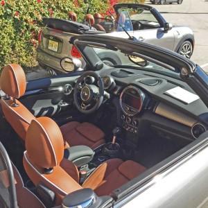 '16 Mini interior