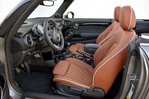 '16 Mini seat detail
