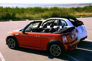 '16 Mini vs. Fiat 500
