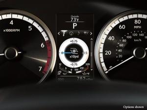 '16 NX boost gauge