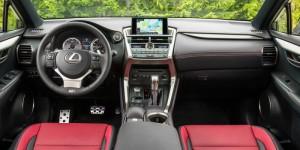 '16 NX200 interior