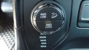 '17 Wrangler drive mode