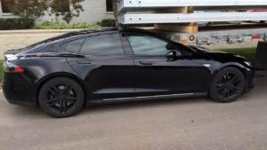 Tesla crash 2