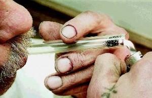 crack pipe