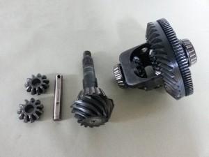 rear gears
